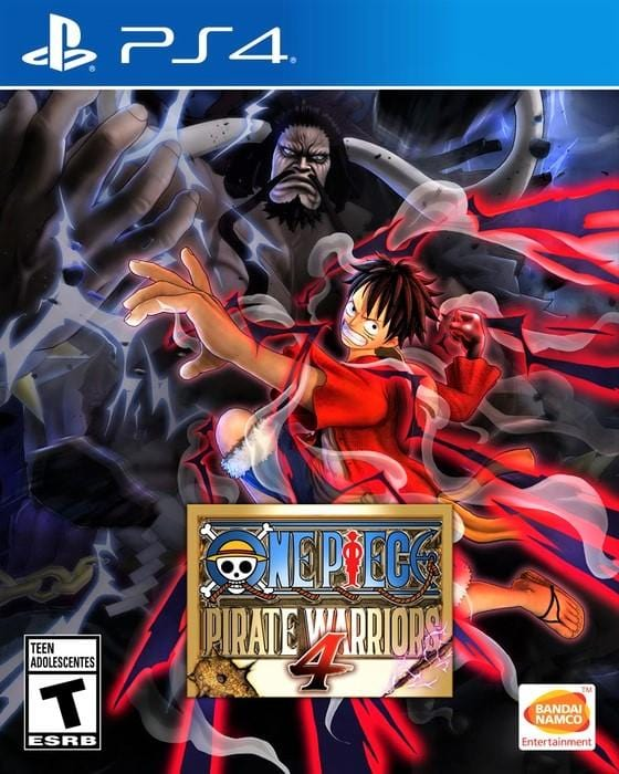 One Piece Pirate Warriors 4 Sony PlayStation 4 Game - Gandorion Games