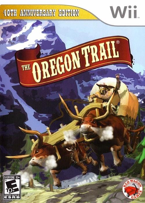 Oregon Trail Nintendo Wii - Gandorion Games