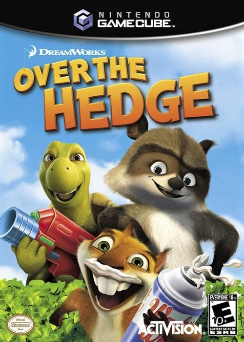 Over the Hedge Nintendo GameCube Game - Gandorion Games