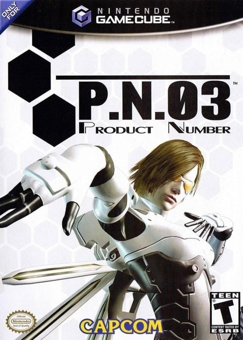 P.N.03 Product Number 03 Nintendo GameCube - Gandorion Games