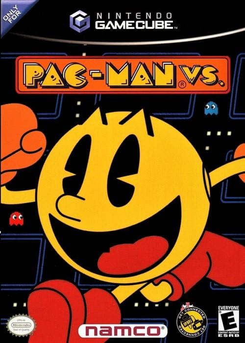 Pac-Man Vs. Nintendo GameCube - Gandorion Games