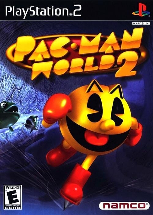 Pac-Man World 2 Sony PlayStation 2 - Gandorion Games