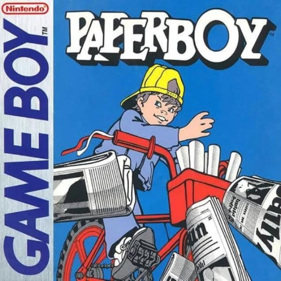 Paperboy Nintendo Game Boy - Gandorion Games