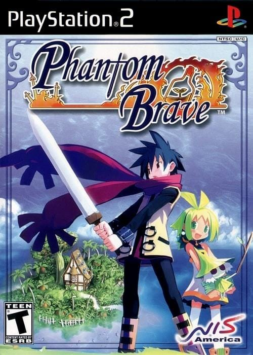 Phantom Brave Sony PlayStation 2 - Gandorion Games
