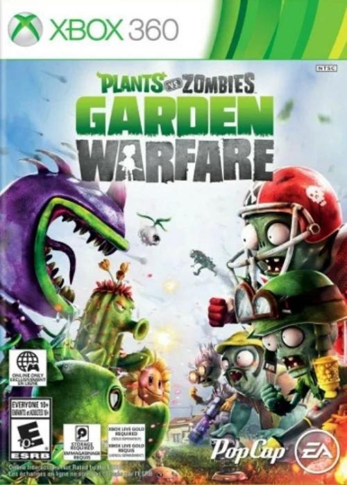 Plants vs. Zombies Garden Warfare Xbox 360 - Gandorion Games