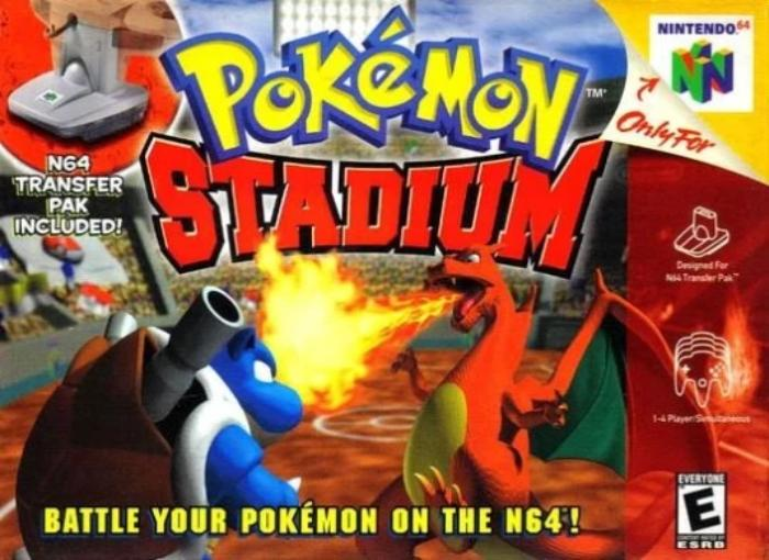 Pokemon Stadium Nintendo 64 - Gandorion Games