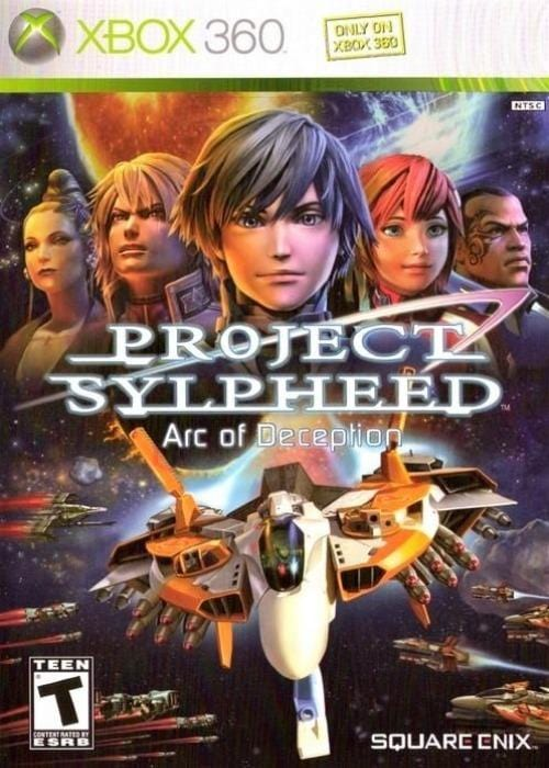 Project Sylpheed Arc of Deception Microsoft Xbox 360 Game - Gandorion Games
