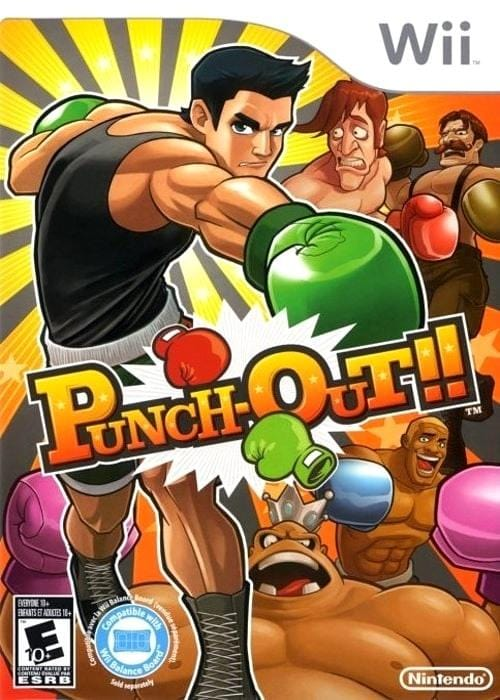 Punch-Out Nintendo Wii Game - Gandorion Games