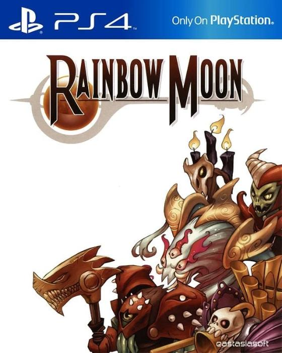 Rainbow Moon Sony Playstation 4 - Gandorion Games
