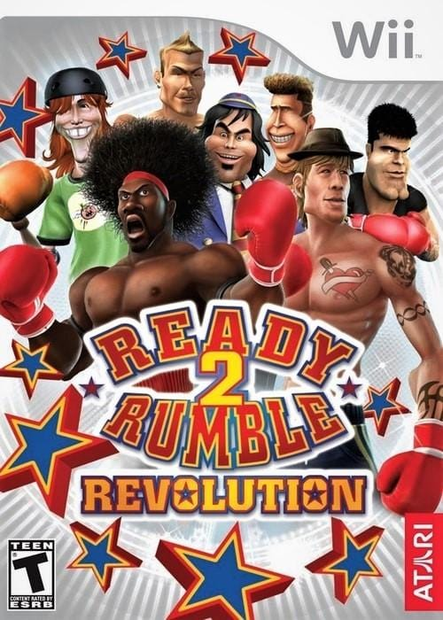 Ready 2 Rumble Revolution Nintendo Wii - Gandorion Games