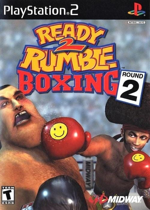 Ready 2 Rumble Round 2 Sony PlayStation 2 - Gandorion Games