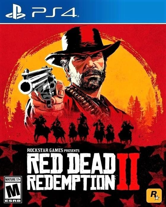 Red Dead Redemption 2 PlayStation 4 - Gandorion Games