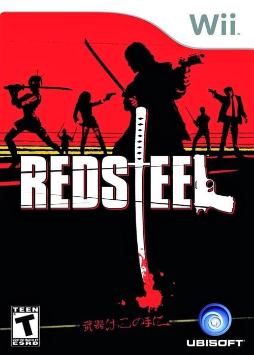 Red Steel Nintendo Wii Game - Gandorion Games