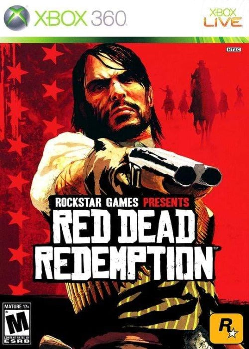 Red Dead Redemption Microsoft Xbox 360 Game - Gandorion Games