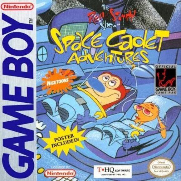Ren & Stimpy Show Space Cadet Adventures Nintendo Game Boy - Gandorion Games