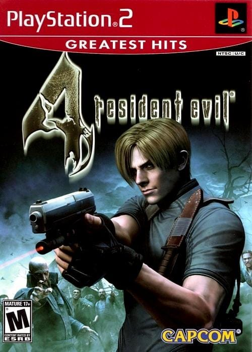 Resident Evil 4 (Greatest Hits) Sony PlayStation 2 - Gandorion Games