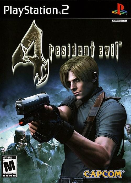 Resident Evil 4 Sony PlayStation 2 - Gandorion Games