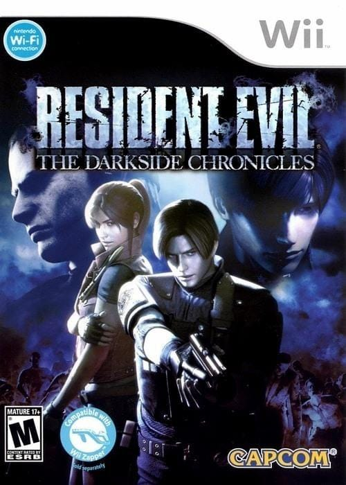 Resident Evil: The Darkside Chronicles Nintendo Wii Game - Gandorion Games