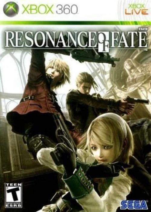 Resonance of Fate Microsoft Xbox 360 Game - Gandorion Games