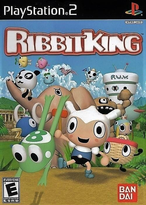Ribbit King Sony PlayStation 2 - Gandorion Games