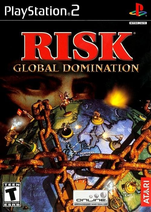 Risk Global Domination Sony PlayStation 2 Game - Gandorion Games