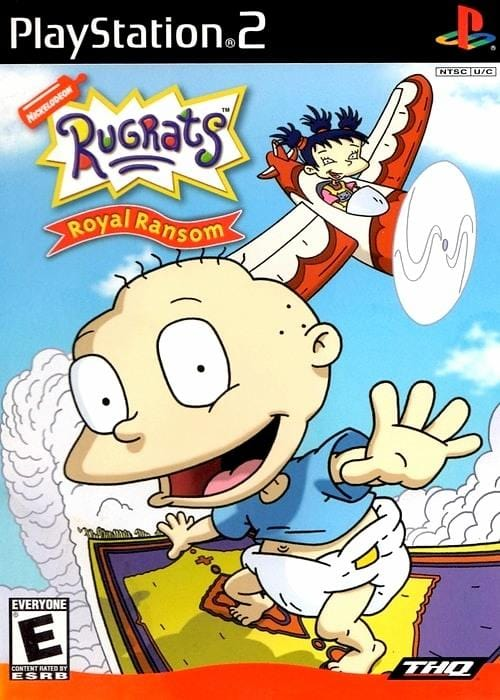 Rugrats Royal Ransom Sony PlayStation 2 Game - Gandorion Games