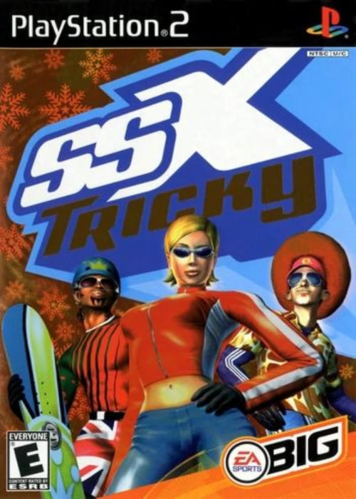 SSX Tricky Sony PlayStation 2 - Gandorion Games