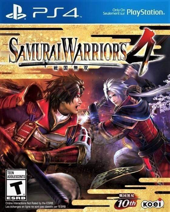 Samurai Warriors 4 Sony PlayStation 4 - Gandorion Games