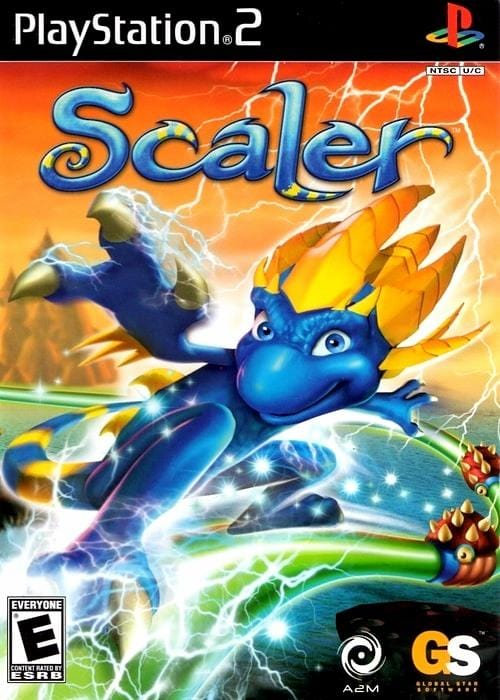 Scaler Sony PlayStation 2 Game - Gandorion Games