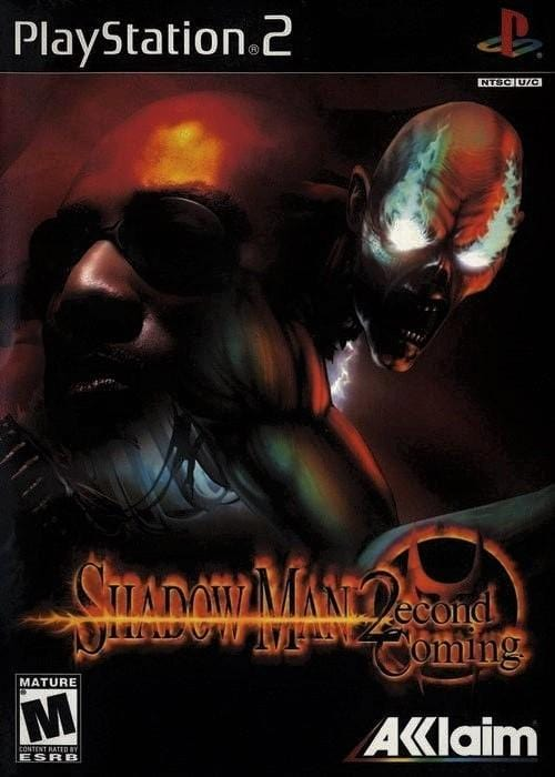 Shadow Man 2econd Coming Sony PlayStation 2 Game - Gandorion Games