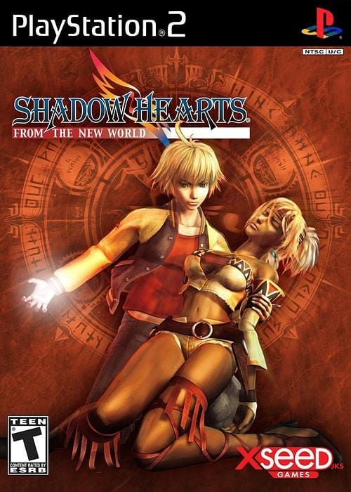 Shadow Hearts From the New World - PlayStation 2 - Gandorion Games