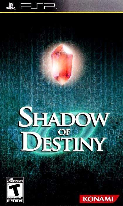Shadow of Destiny Sony PSP - Gandorion Games