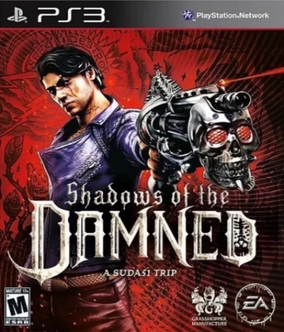 Shadows of the Damned PlayStation 3 - Gandorion Games