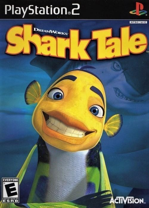 Shark Tale PlayStation 2 - Gandorion Games