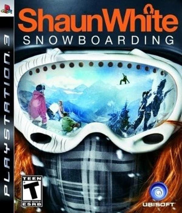 Shaun White Snowboarding Sony PlayStation 3 - Gandorion Games