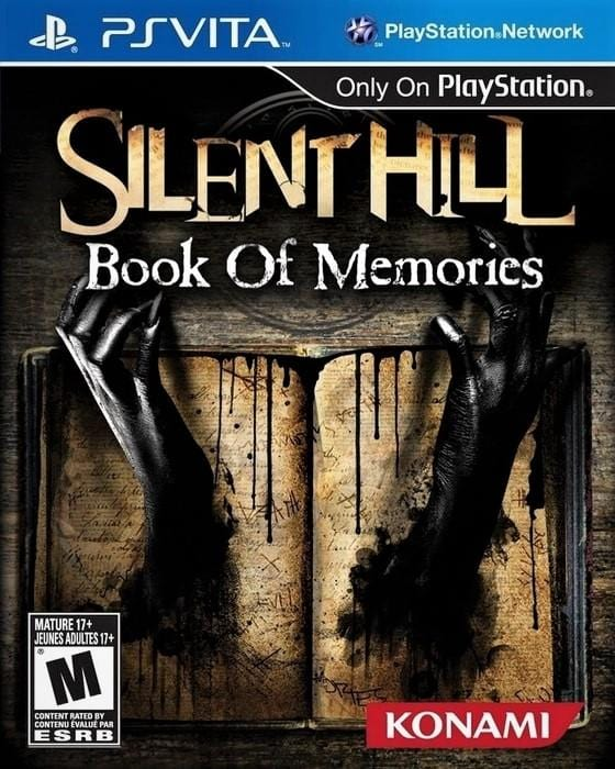 Silent Hill Book of Memories Sony PlayStation Vita - Gandorion Games