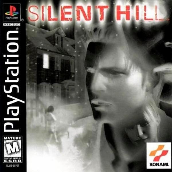 Silent Hill Sony PlayStation - Gandorion Games