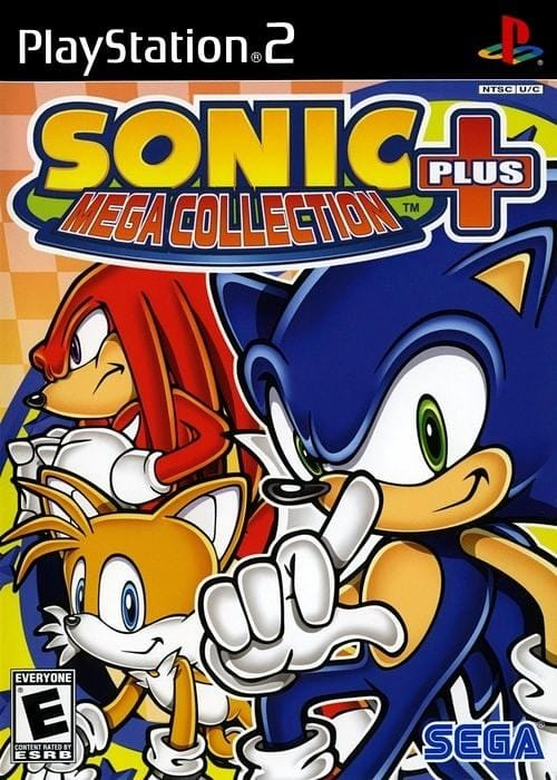 Sonic Mega Collection Plus PlayStation 2 - Gandorion Games