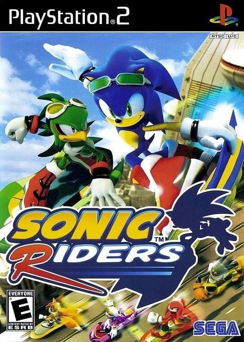 Sonic Riders Sony PlayStation 2 - Gandorion Games