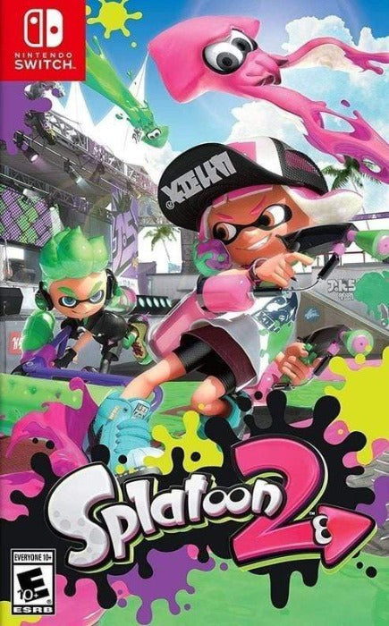 Splatoon 2 Nintendo Switch - Gandorion Games