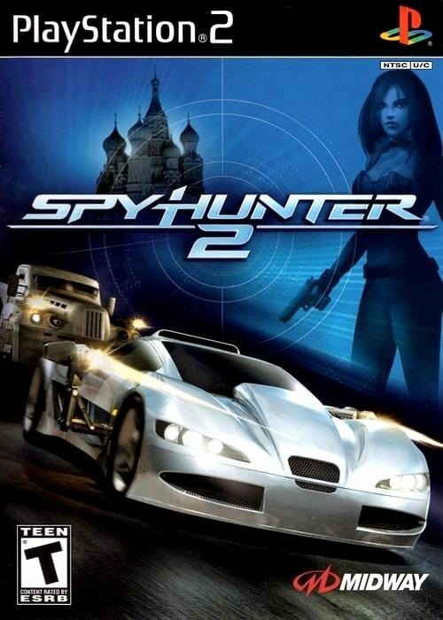 Spy Hunter 2 Sony PlayStation 2 Game - Gandorion Games