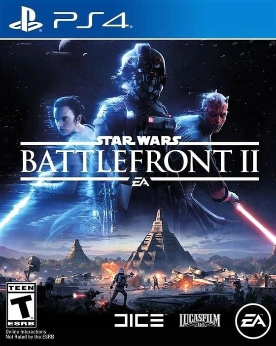 Star Wars Battlefront II Sony PlayStation 4 Game - Gandorion Games