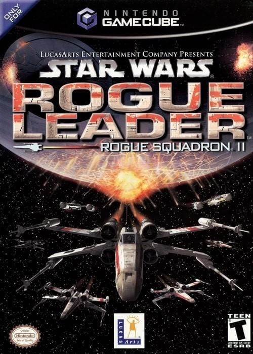 Star Wars Rogue Leader Rogue Squadron II Nintendo GameCube - Gandorion Games