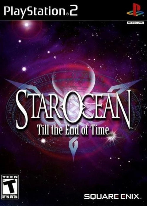 Star Ocean Till the End of Time Sony PlayStation 2 - Gandorion Games