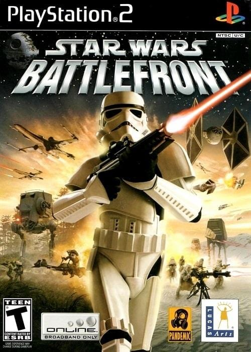 Star Wars: Battlefront - Sony PlayStation 2
