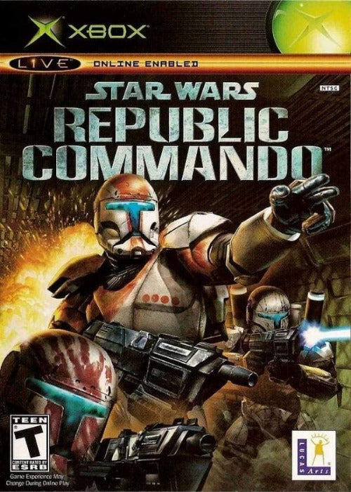 Star Wars Republic Commando Microsoft Xbox - Gandorion Games