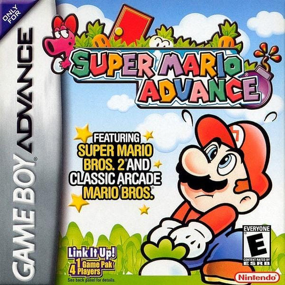 Super Mario Advance Nintendo Game Boy Advance - Gandorion Games