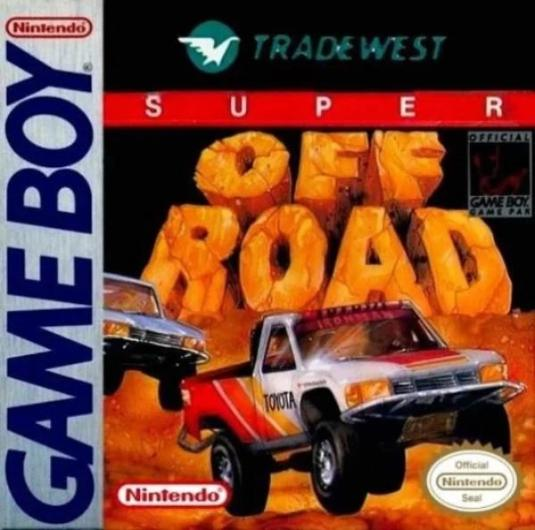 Super Off Road Nintendo Game Boy - Gandorion Games