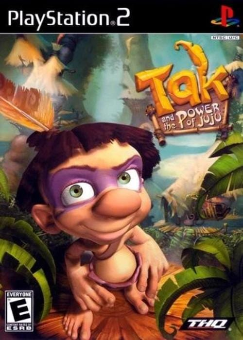 Tak and the Power of JuJu Sony PlayStation 2 - Gandorion Games