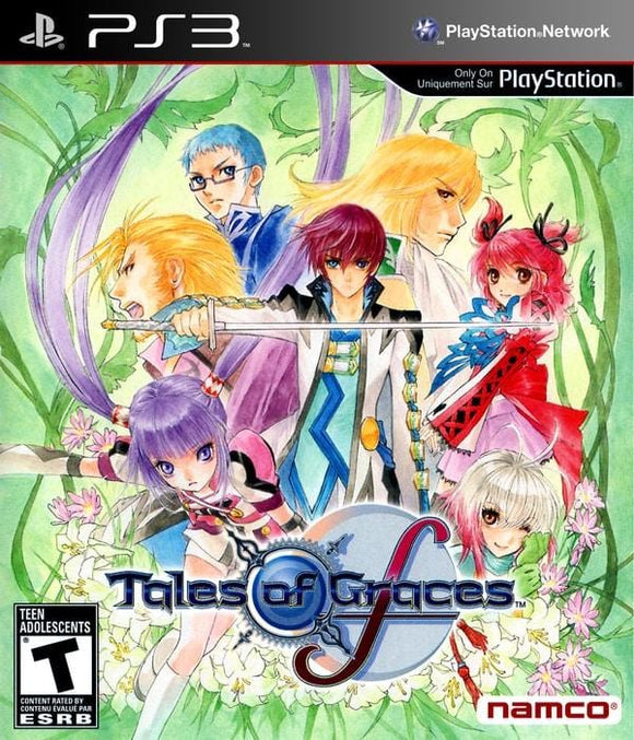 Tales of Graces F PlayStation 3 - Gandorion Games